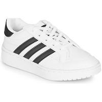 Obuća Djeca Niske tenisice adidas Originals Novice C Bijela / Crna