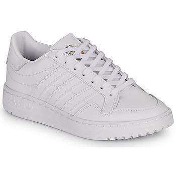 Obuća Djeca Niske tenisice adidas Originals Novice J Bijela