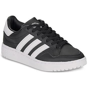 Obuća Djeca Niske tenisice adidas Originals Novice J Crna / Bijela