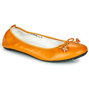 Obuća Žene  Balerinke i Mary Jane cipele Mac Douglas ELIANE Oker