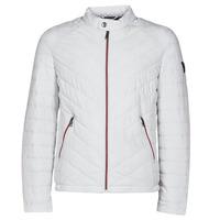 Odjeća Muškarci  Pernate jakne Guess SUPER FITTED JKT TRAVEL Bijela