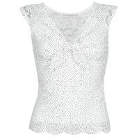 Odjeća Žene  Topovi i bluze Guess GIUNONE TOP Bijela