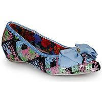 Obuća Žene  Balerinke i Mary Jane cipele Irregular Choice MINT SLICE Ružičasta / Blue