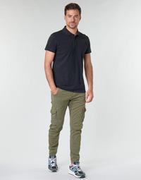 Odjeća Muškarci  Cargo hlače Le Temps des Cerises ALBAN Kaki