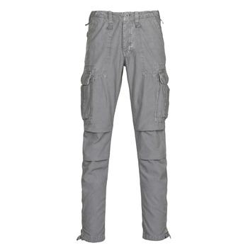 Odjeća Muškarci  Cargo hlače Le Temps des Cerises MIRADO Siva
