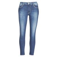 Odjeća Žene  Slim traperice Le Temps des Cerises PULP SLIM TAILLE HAUTE 7/8 Blue