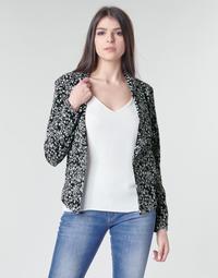 Odjeća Žene  Jakne i sakoi Le Temps des Cerises OPAL Crna