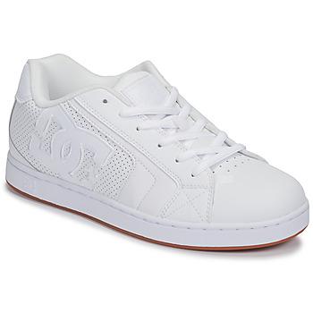 Obuća Muškarci  Niske tenisice DC Shoes NET Bijela