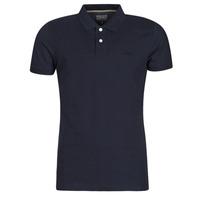 Odjeća Muškarci  Polo majice kratkih rukava Esprit OCS PIQUE POLO SS Blue