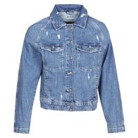 Odjeća Žene  Traper jakne Esprit ESPRILA Blue