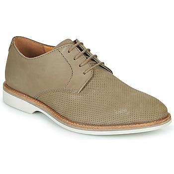 Obuća Muškarci  Derby cipele Clarks ATTICUS LACE Bež