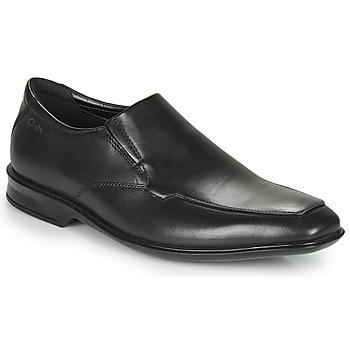 Obuća Muškarci  Derby cipele Clarks BENSLEY STEP Crna