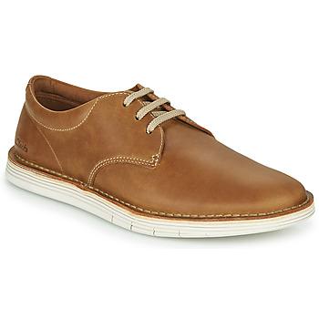 Obuća Muškarci  Derby cipele Clarks FORGE VIBE Smeđa