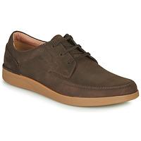 Obuća Muškarci  Derby cipele Clarks OAKLAND CRAFT Smeđa