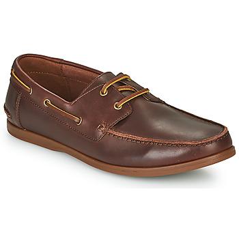 Obuća Muškarci  Derby cipele Clarks PICKWELL SAIL Smeđa
