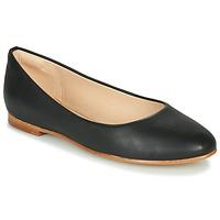 Obuća Žene  Balerinke i Mary Jane cipele Clarks GRACE PIPER Crna