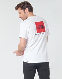 Odjeća Muškarci  Majice kratkih rukava The North Face S/S REDBOX Bijela