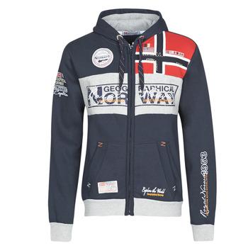 Odjeća Muškarci  Sportske majice Geographical Norway FLYER Blue
