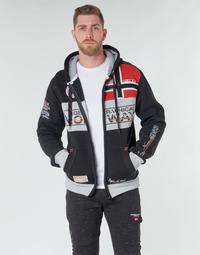 Odjeća Muškarci  Sportske majice Geographical Norway FLYER Crna