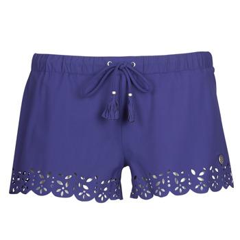 Odjeća Žene  Bermude i kratke hlače Banana Moon MEOW Blue