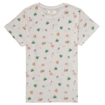 Odjeća Djevojčica Majice kratkih rukava Deeluxe ELINA Bijela