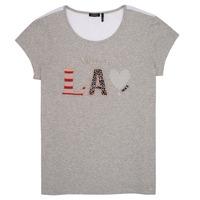 Odjeća Djevojčica Majice kratkih rukava Ikks ZOKO Siva