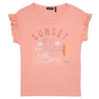 Odjeća Djevojčica Majice kratkih rukava Ikks POLIAK Narančasta