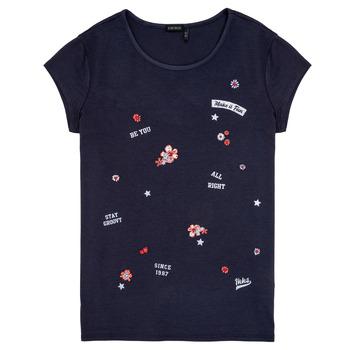 Odjeća Djevojčica Majice kratkih rukava Ikks POSTALE Blue
