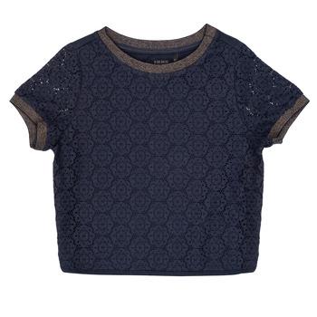 Odjeća Djevojčica Topovi i bluze Ikks CLOTHILDE Blue