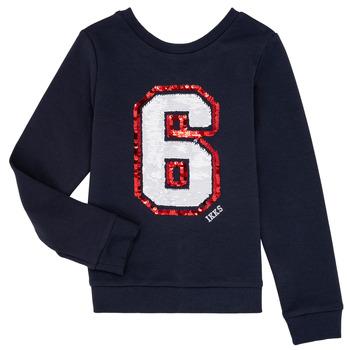 Odjeća Djevojčica Sportske majice Ikks BENEDICTE Blue