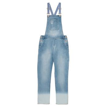 Odjeća Djevojčica Kombinezoni i tregerice Ikks PERRINE Blue