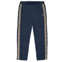Odjeća Djevojčica Lagane hlače / Šalvare Ikks NATHAN Blue