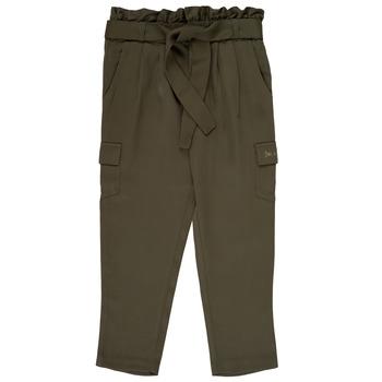 Odjeća Djevojčica Lagane hlače / Šalvare Ikks ALEXIA Kaki
