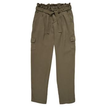 Odjeća Djevojčica Lagane hlače / Šalvare Ikks ELIE Kaki