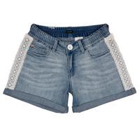 Odjeća Djevojčica Bermude i kratke hlače Ikks ISAHA Blue