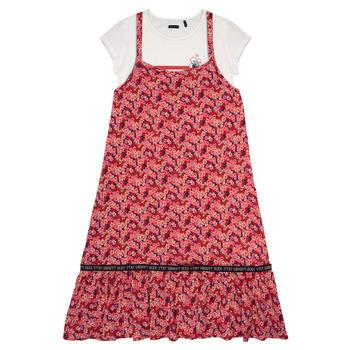 Odjeća Djevojčica Kratke haljine Ikks DANIA Multicolour