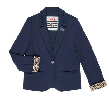 Odjeća Djevojčica Jakne i sakoi Ikks NIKO Blue
