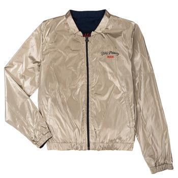 Odjeća Djevojčica Kratke jakne Ikks PAULETTE Gold