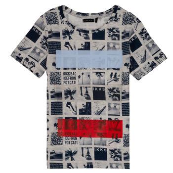 Odjeća Dječak  Majice kratkih rukava Ikks JULIEN Bež
