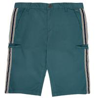 Odjeća Dječak  Bermude i kratke hlače Ikks MANUELA Blue / Zelena