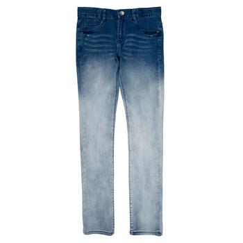 Odjeća Dječak  Slim traperice Ikks BANALISE Blue