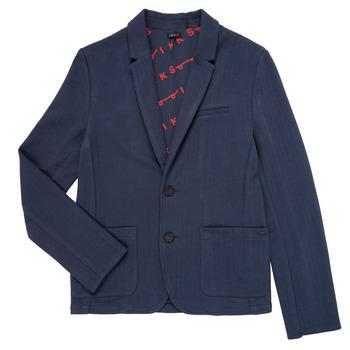 Odjeća Dječak  Jakne i sakoi Ikks NARIA Blue