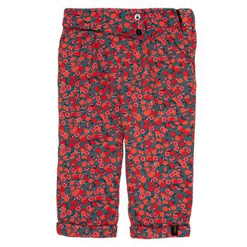 Odjeća Djevojčica Tajice Ikks MARGA Siva / Red