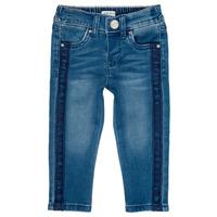 Odjeća Djevojčica Slim traperice Ikks LUISIN Blue