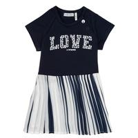 Odjeća Djevojčica Kratke haljine Ikks POELA Blue