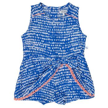 Odjeća Djevojčica Kombinezoni i tregerice Ikks BEO Blue