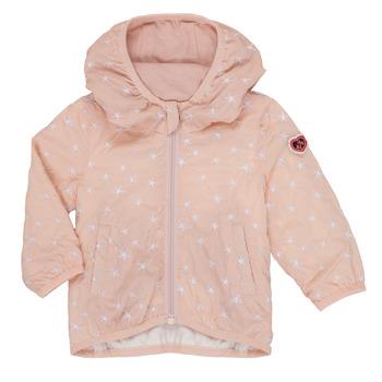 Odjeća Djevojčica Kratke jakne Ikks LOLINA Ružičasta