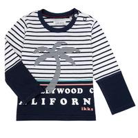 Odjeća Dječak  Majice dugih rukava Ikks LAURA Multicolour