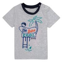 Odjeća Dječak  Majice kratkih rukava Ikks LISIANA Siva