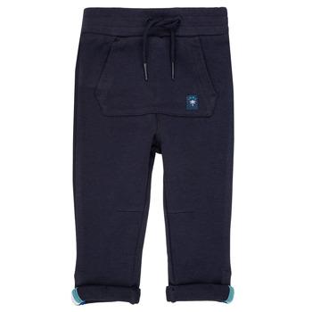 Odjeća Dječak  Donji dio trenirke Ikks LIVALI Blue